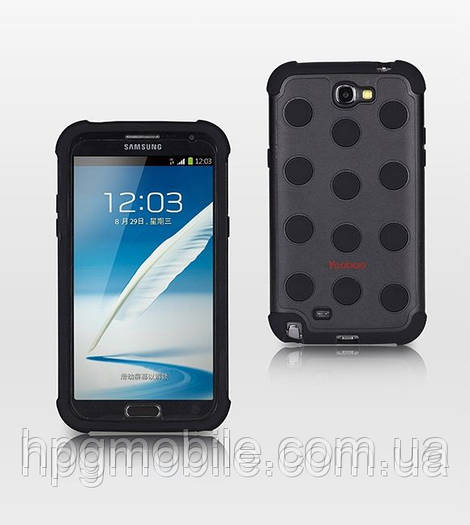Чехол для Samsung Galaxy Note 2 N7100 - Yoobao 3 in 1 Protect Case