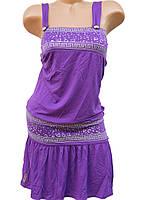 Яркие женские сарафаны (в расцветках 44-46), фото 1