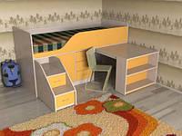 Детская кровать ДМ-20