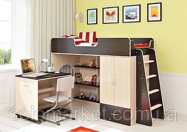 Детская кровать ДМ-26
