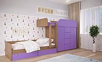 Детская кровать ДМ-45