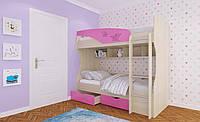 Детская кровать ДМ-44