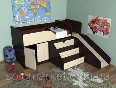 Детская кровать ДМ-50