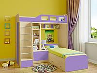 Дитяче ліжко ДМ-58