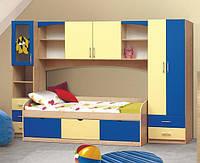 Дитяче ліжко ДМ-62