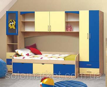 Детская кровать ДМ-62