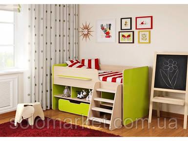Детская кровать ДМ - 63