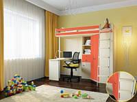 Дитяче ліжко ДМ - 67