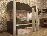 Кроватка детская Дм-71, фото 1