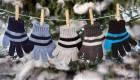Теплые детские перчатки для мальчика PIKO, Margot Bis (Польша)