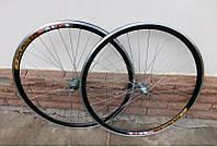 Велосипедное колесо Mayarim, 28 дюймов, алюмин. втулка, на промподш., под торм. диск, заднее, фото 1