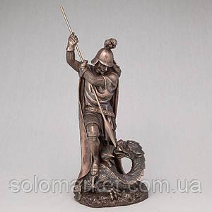Статуетка Veronese Георгій Побідоносець 30 См