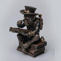 Статуэтка Veronese Шимпанзе-Профессор 19 См