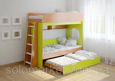 Кровать - чердак Стиль