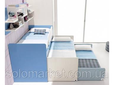 Кровать - чердак ДМ 164