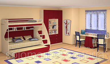 Кровать - чердак Мегаполис