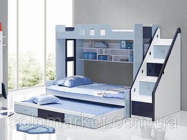 Ліжко - горище ДМ 166