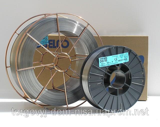 Порошковая проволока DW-588 E81T1-W2C