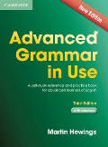 Advanced Grammar in Use with answers.3rd Edition.