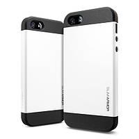 Защитный чехол SGP Slim Armor Белый для IPhone 6