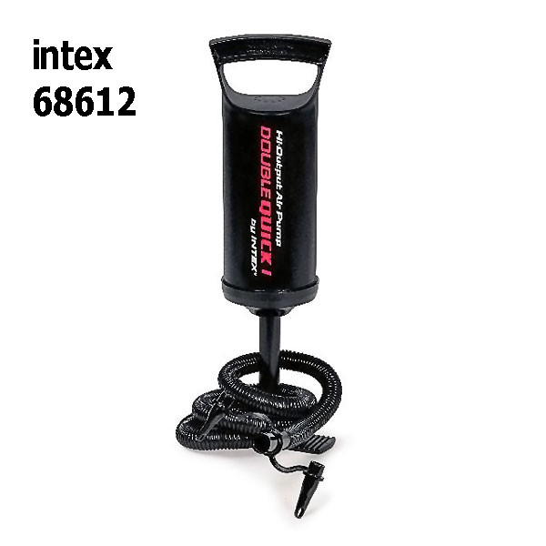 Насос ручной для матраса, для бассейна 36 см Интекс Intex 68612