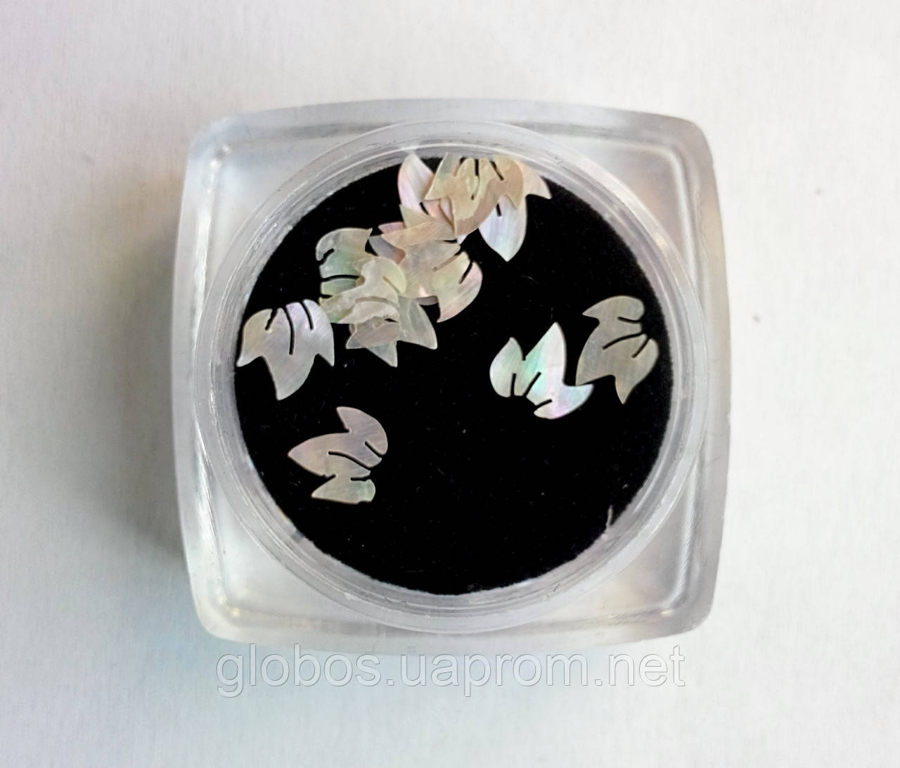 Перламутровые фигурки, ракушка, для аквариумного дизайна ногтей RENEE  IM 07-01