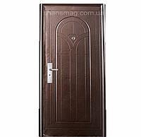 Входная металлическая дверь суперэконом МК-017
