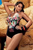 Совместный купальник Amarea 17014 46 Черный