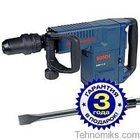 "Отбойный молоток Bosch GSH 11 E + зубило ""-Bosch""-"