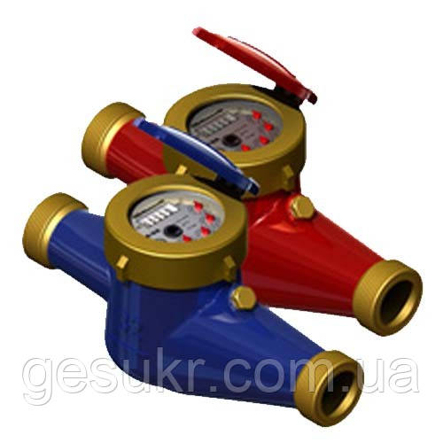 Счетчики MTK (W) -UA  холодной-горячей воды Ду 32 Ру16