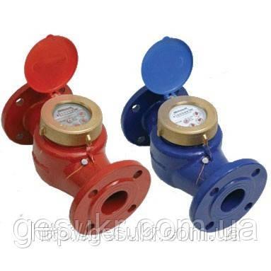 Счетчики WPK-UA горячей воды Ду150 Ру16