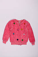 Кофта на молнии для девочек (2-9 лет), фото 1