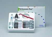 Те-Эконом,Te-Econom Plus, Ivoclar Vivadent-набор 4шпр.Те-економ плюс-фотополімер матеріал  4шпр-4гр і бонд,