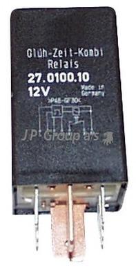 Реле свечей накала JP Group 1199207000