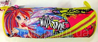 """Пенал-тубус Винкс-Стайл (модель 530713), ТМ """"1 вересня"""", фото 2"""