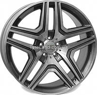 Литые диски WSP Italy W766 AMG Nero 8.5x19/5x112 D66.6 ET62 (Anthracite Polished)