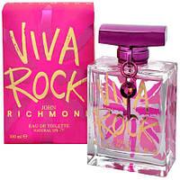 John Richmond Viva Rock lady 50ml edt.  Туалетная вода Оригинал