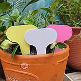 Таблички для растений маленькие, 50 шт., фото 5