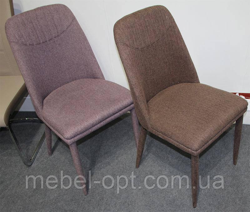 Стул современный металлический М-04 пурпурный (лиловый), стиль модерн