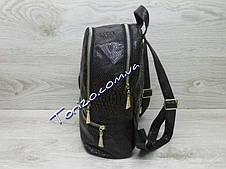 Рюкзак женский городской маленький экокожа, фото 3