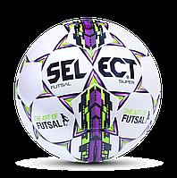 М'яч для футзалу Select Futsal Supet FIFA Quality PRO 361343-W розмір 4