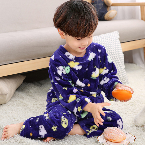 Пижама для мальчика махра