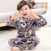 Пижама для мальчика махра, фото 2