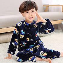 Пижама для мальчика махра, фото 3