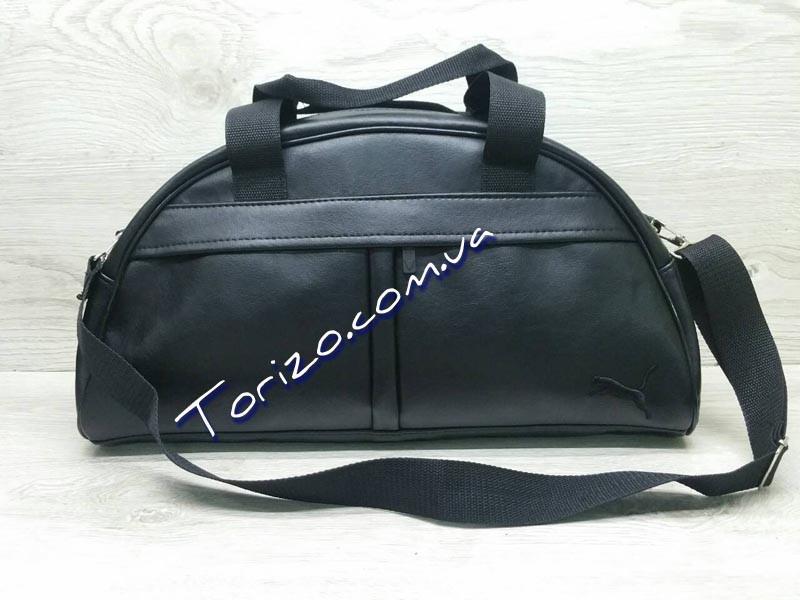 Спортивная сумка Puma черный
