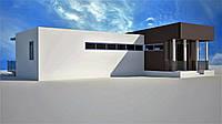 Проект К -6(домик мечта 139,06 м.кв)комплектация стандарт