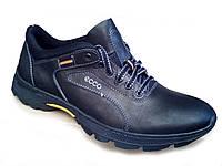Туфли мужские кожаные  EA1