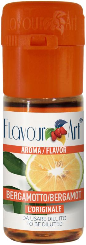 FlavourArt Bergamot (Бергамот) 10мл