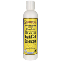 Himalayan Crystal Salt Conditioner, Swanson, 8.5 fl oz (250 мл) жидкий