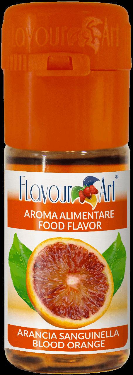 FlavourArt Blood Orange (Красный Апельсин) 10мл